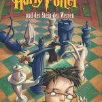 [Rezension] Harry Potter, Band 1: Harry Potter und der Stein der Weisen – J.K.Rowling