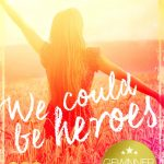 [Rezension] We could be heroes – Laura Kuhn